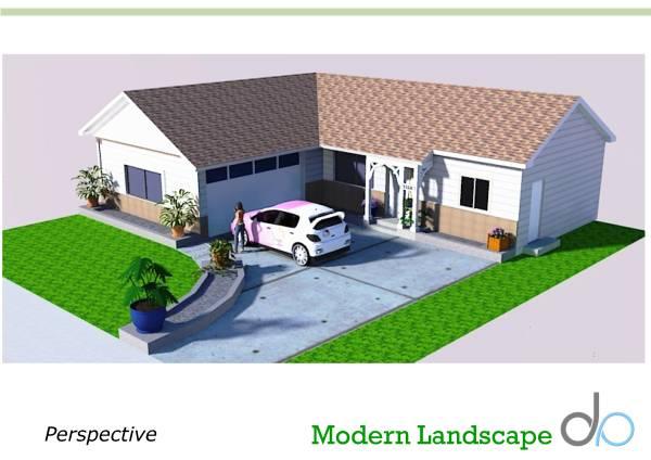 Image Modern Landscape/Update