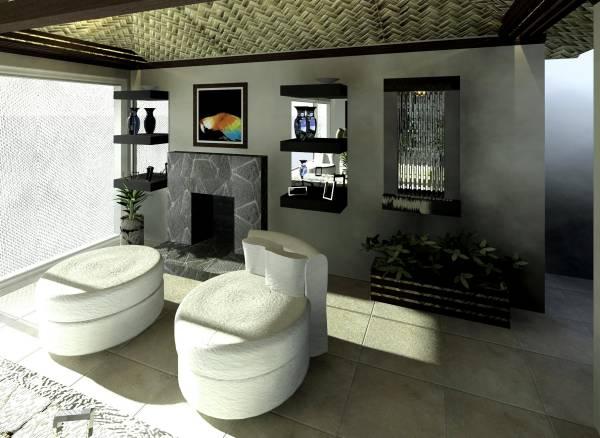 Image 3D Render - Seating / ...