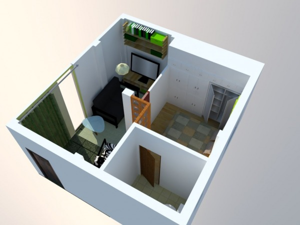 Image Interior Plan which wa...