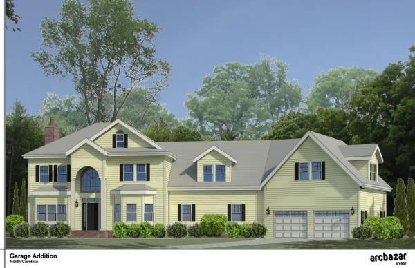 Image NC Home - Garage Addition
