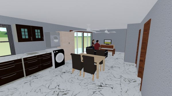 Image Remodel of a 2 bedroom... (2)