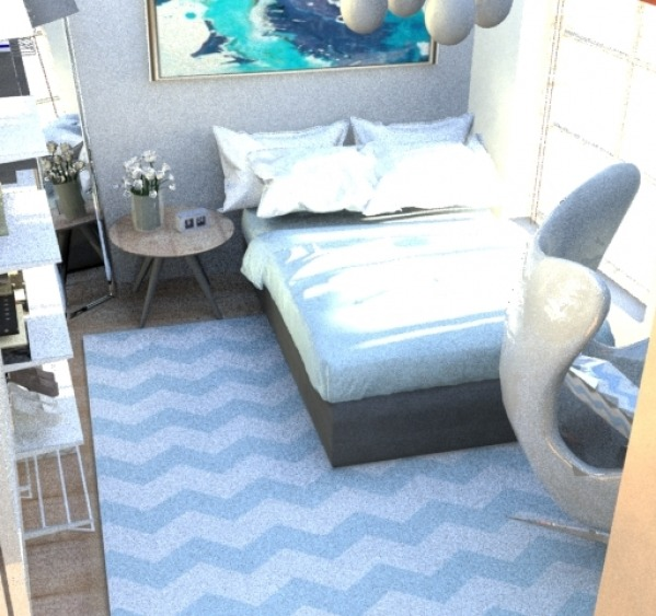 Image bedroom (street side)