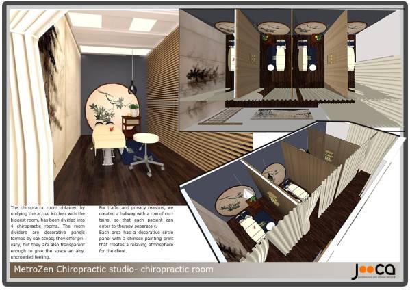 Image chiropractic room