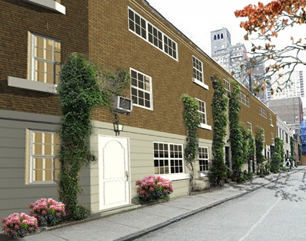 Image Brooklyn Mews Homes