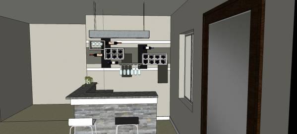 Image Home corner bar remodel (1)
