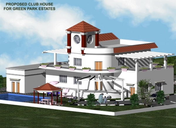 Clubhouse for Mir Nasi...