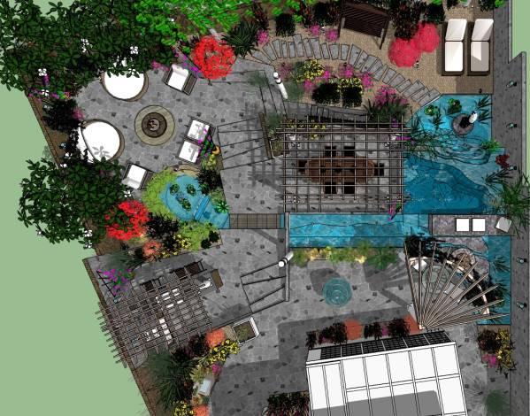 Image Backyard Design