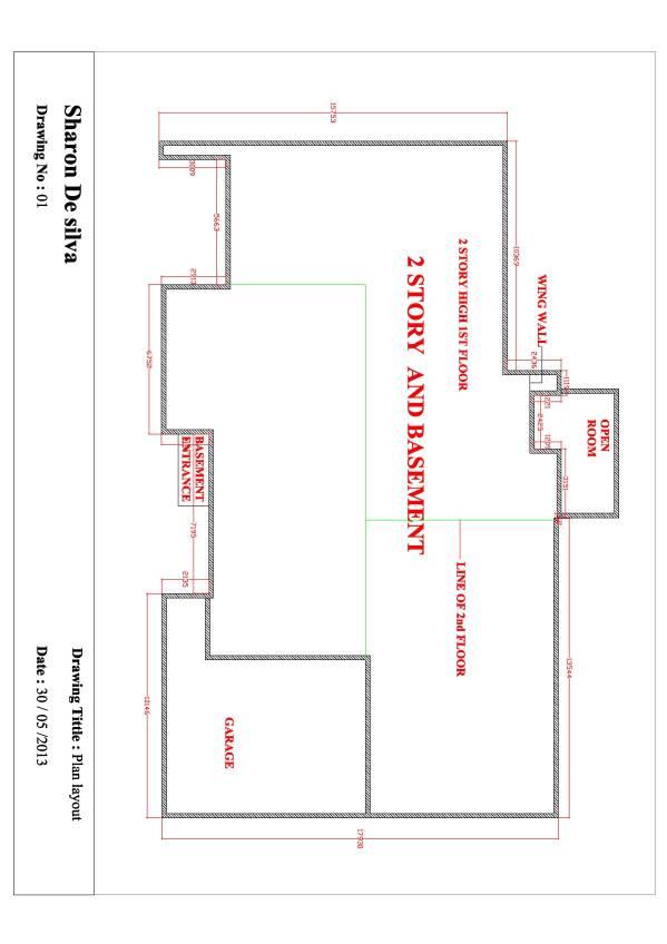 Image Plan Layout