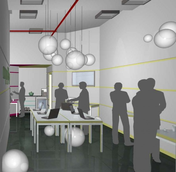 Image Office Design for Startup