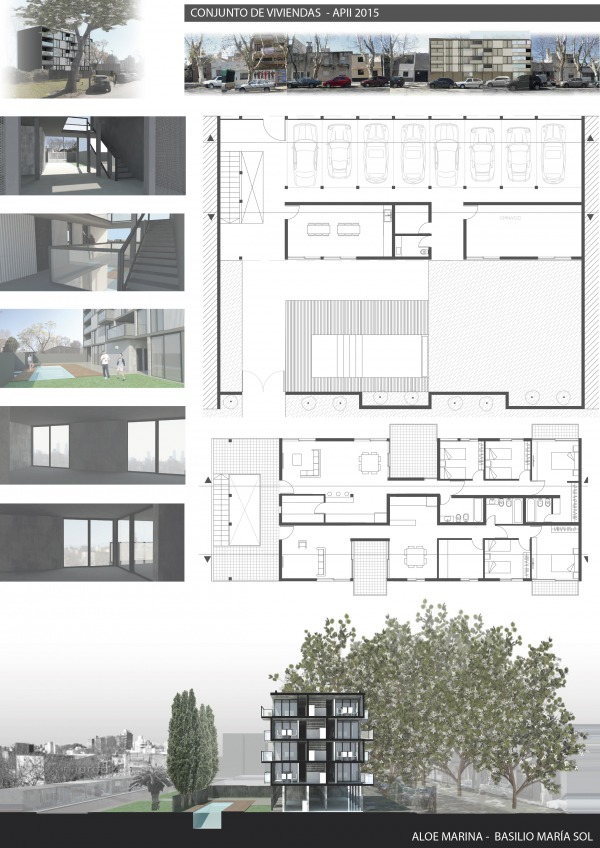 Image Housing complex