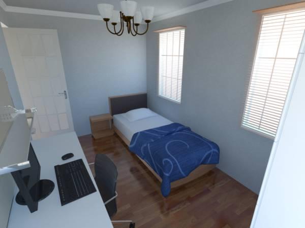 Image Bathroom & Second Bedroom (2)