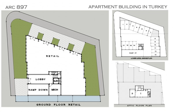 Image Apartment Building in ... (1)