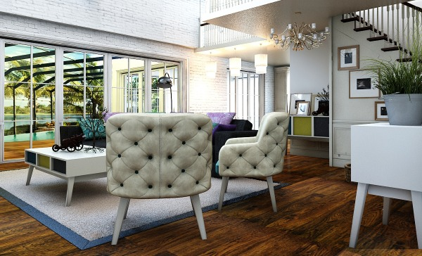 Image living room design con...