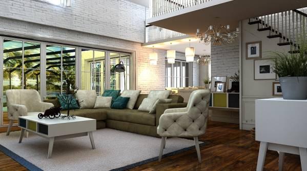 Image Florida Lake home design
