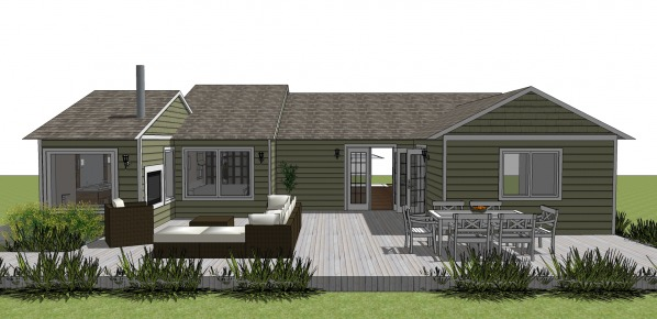 Image New open deck with fir...
