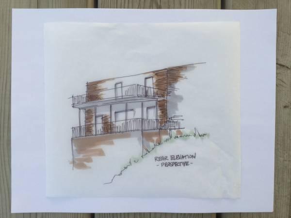 Image Sketch for New Facade ... (1)