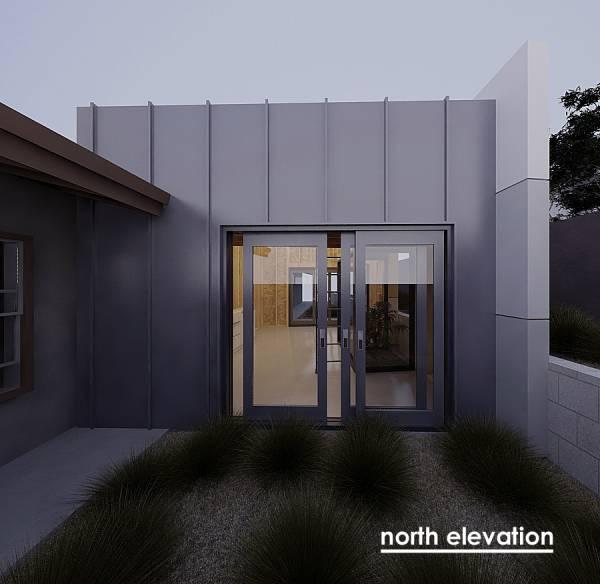 Image North Elevation