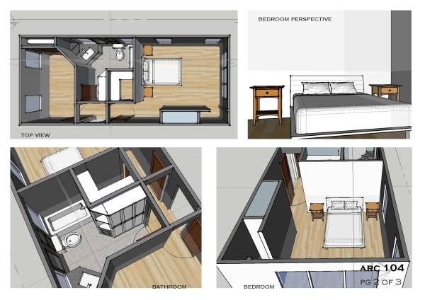 Image Bathroom & Second Bedroom (1)