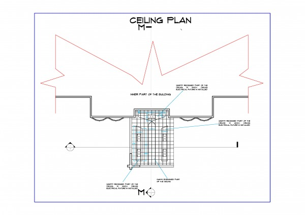 Image showing the ceiling de...