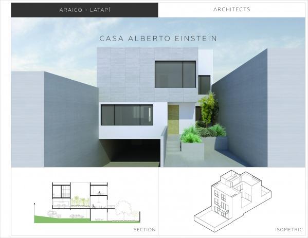Image Casa Alberto Einstein