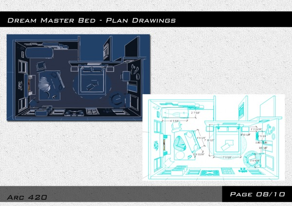 Image Dream Master Bed (2)