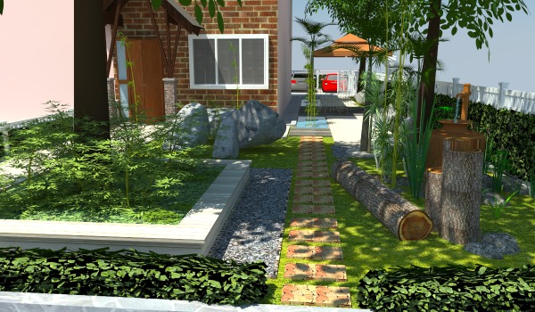 Image Front Yard and driveway (1)
