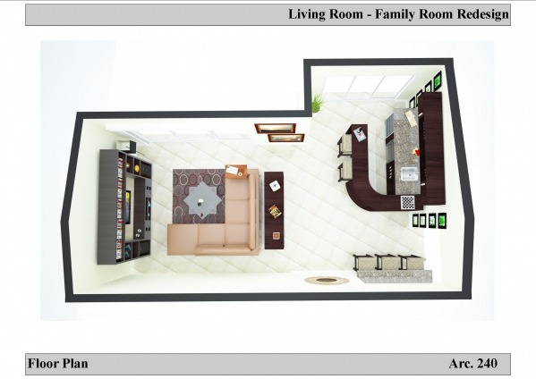 Image Living Room - Family R...