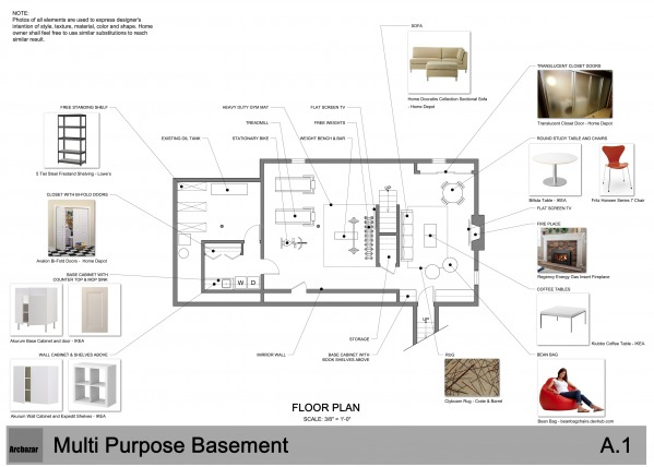 Image Multi-Purpose Basement