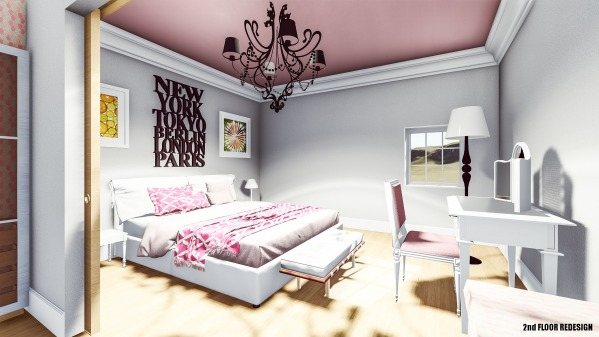 Image Girl's bedroom