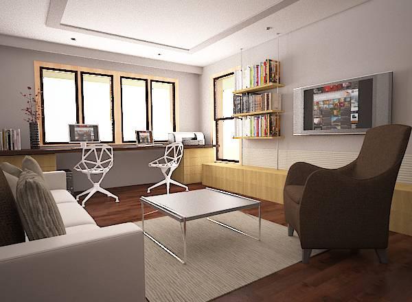 Image Riverhouse remodel