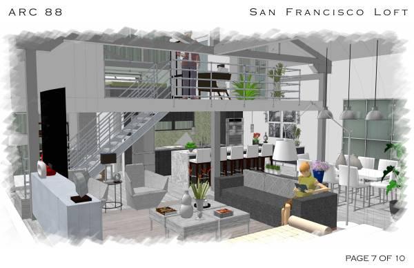 Image San Francisco Loft