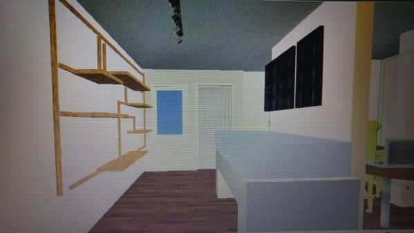 Image wall shelve, showcase,...