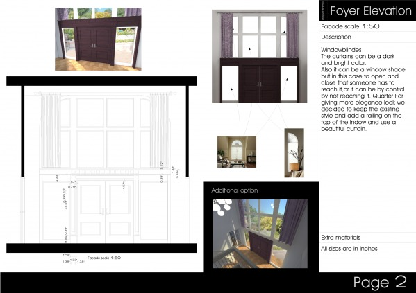 Image Foyer Elevation (2)