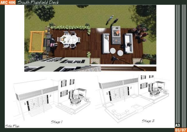 Image South Plainfield Deck
