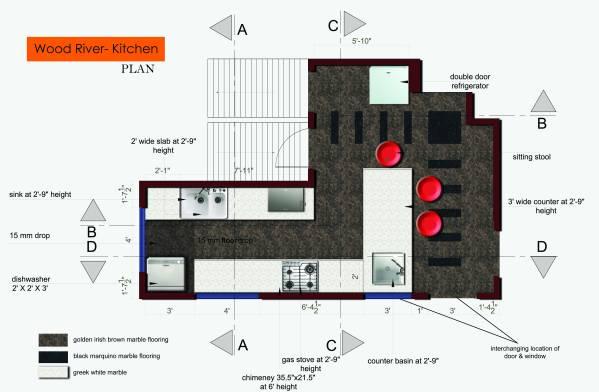 Image Layout Plan- Detailed