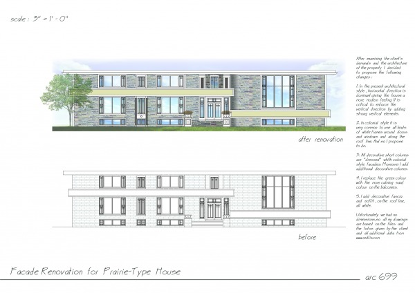 Image front view elevation