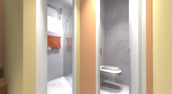 Image ground floor bathroom ...