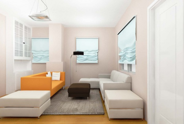 Image living room-option 2 :...
