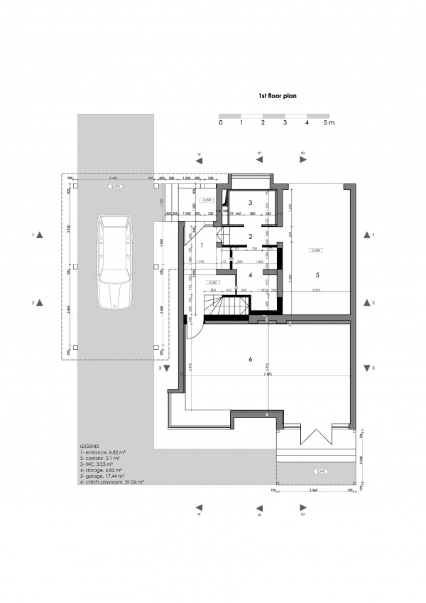 Image Detailed plan of the 1...