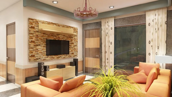 Image Living Room Render