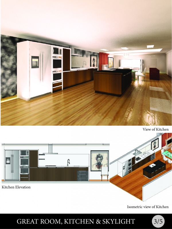 Image View of Kitchen