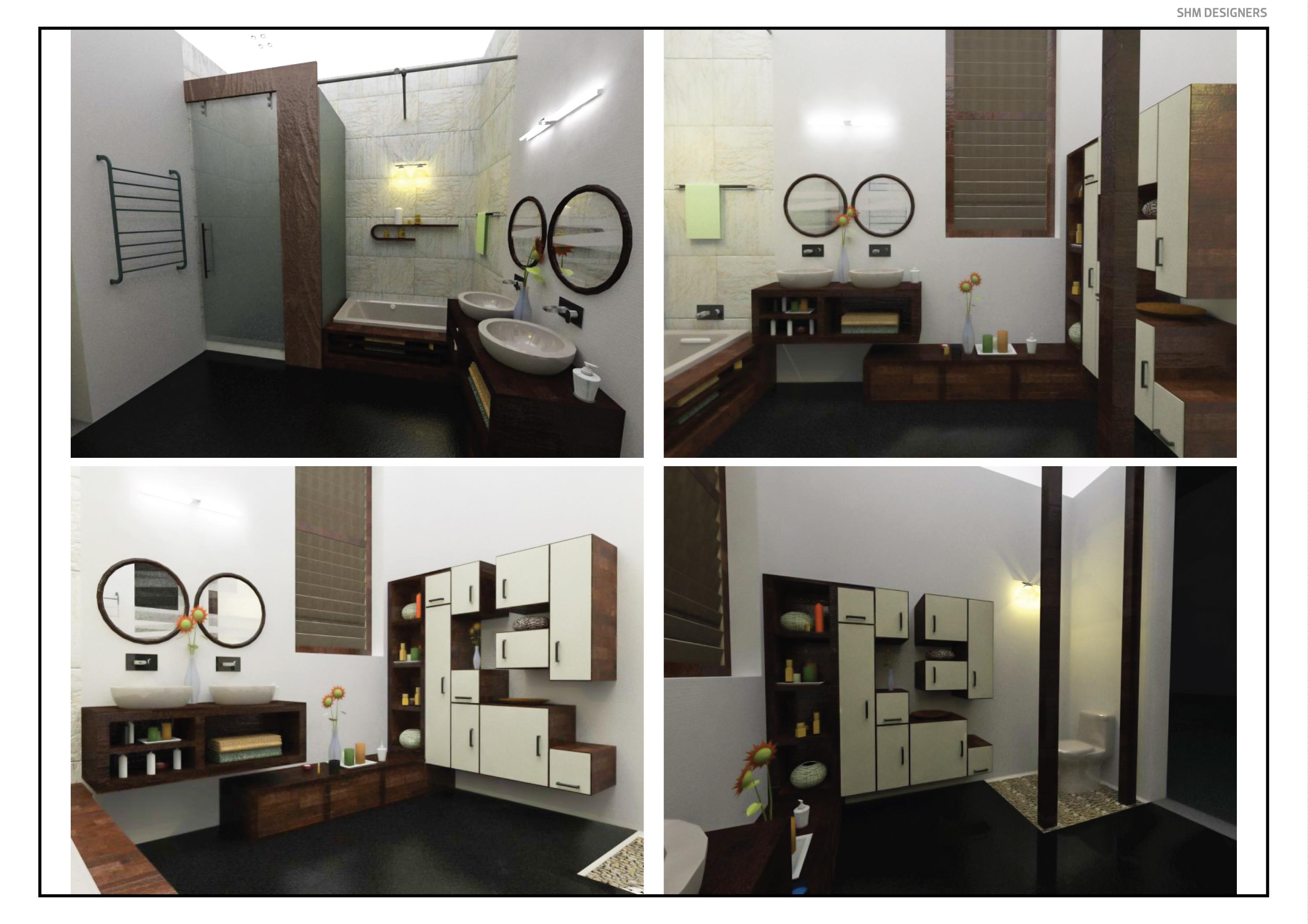shm designers master bath remodel fort lauderdale us arcbazar