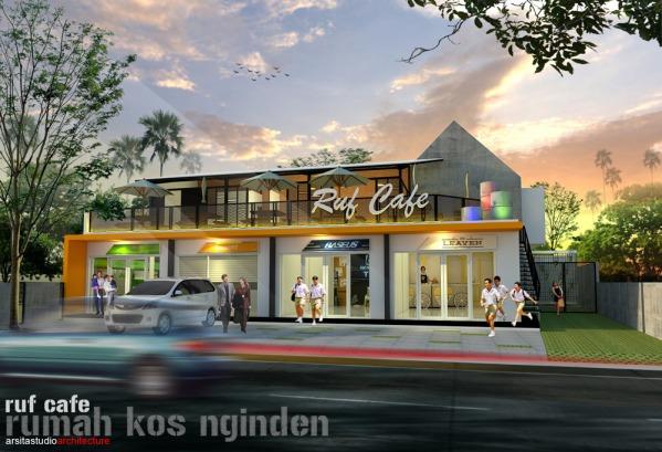 Ruf Cafe @ Rumah Kos N...