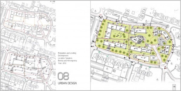 Urban Design_Sarajevo