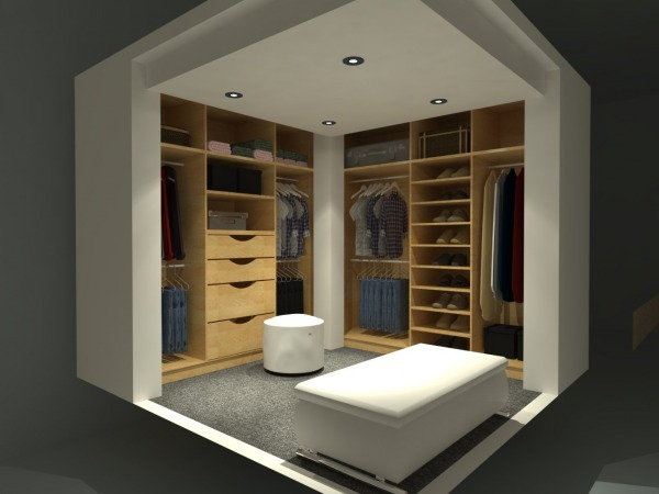 Image John's Closet Design