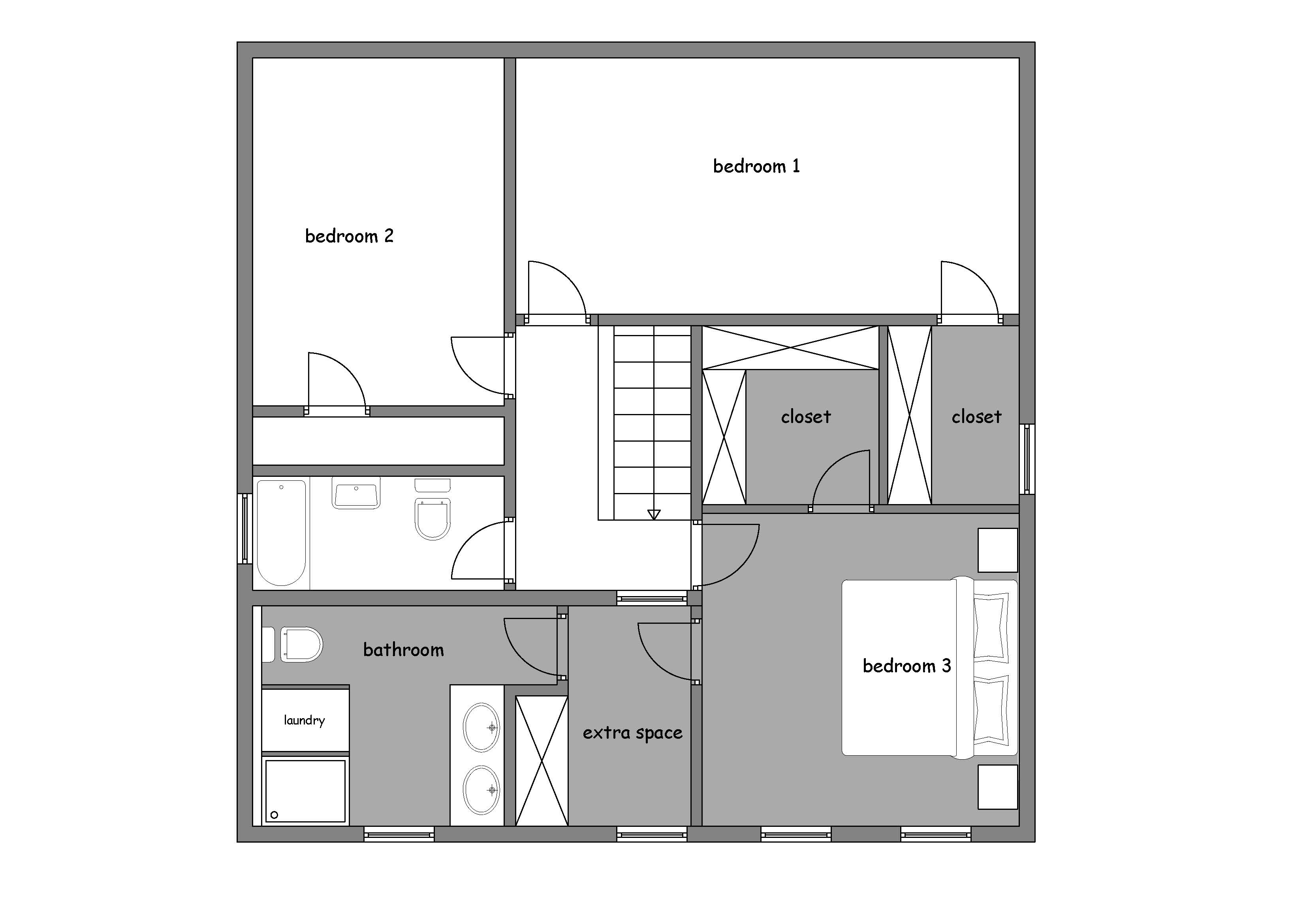 Master bedroom drawing - Smaklady Master Suite Addition Floor Plans United States Minnesota Minneapolis