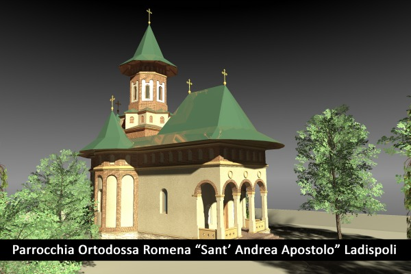 Image orthodox church in Italy (2)