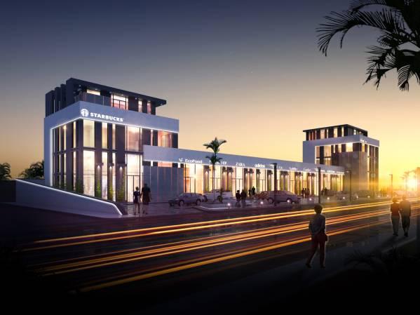 Image Building Facade Design