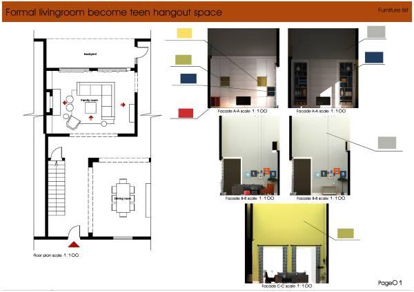 Image Floor plan and elevati...