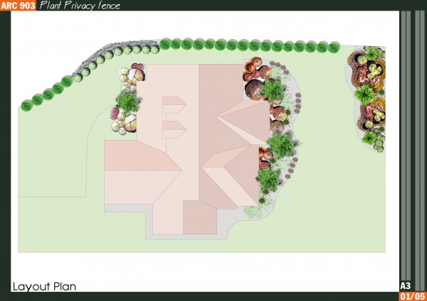 Image Plant Privacy fence (1)